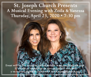 A Musical Evening with Zoila & Vanessa