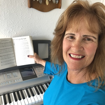 An Evening of Show Tunes on the Piano with Sheryl Rhoades