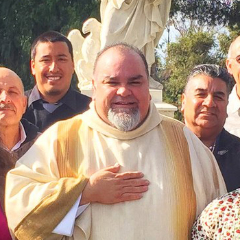 Deacon Manny Ramos Assigned to St. Joseph Church