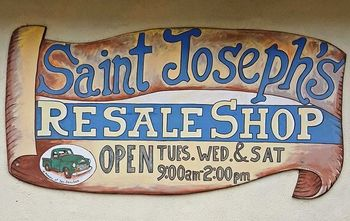 St. Joseph Resale Shop