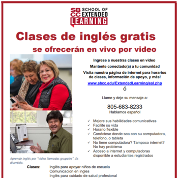 Clases de Inglés • English Classes