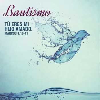 Sunday January 10th, 2021  Baptism of the Lord • Domingo, 10 de Enero El Bautismo del Señor!