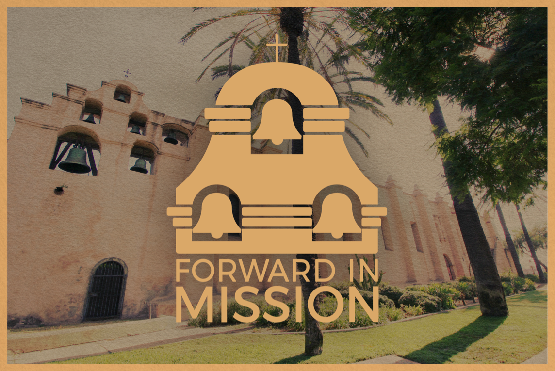 Forward in Mission