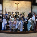 All Saints Day at St. Philip
