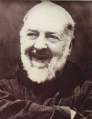 Padre Pio Let Us Take Heart