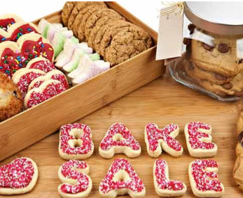 Wome's Guild Bake Sale