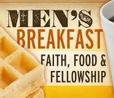 Mar 30 Breaking Bread Mens Breakfast
