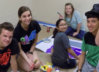 VBS Decorating & Prepping