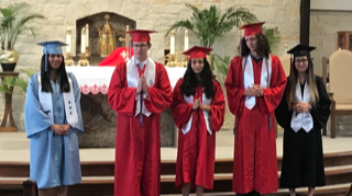 St. Philip Celebrates our Senior Graduates