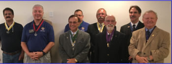 Knights of Columbus Celebrate Officer Installation