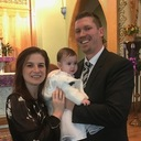 CONGRATULATIONS Cassidy Butler on your Baptism!