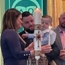 CONGRATULATIONS to Francis John Hauck on your Baptism!