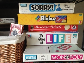 YM: Game Night