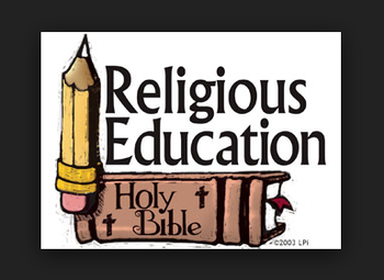 Grades 1-5 Religious Education Classes