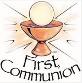 Religious Ed: Grade 2 (1st Recon/1st Comm) FIRST COMMUNION MASS - CANCELLED