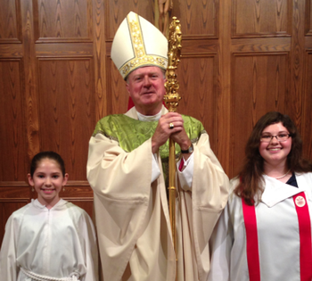 Rel Ed: Confirmation at St. Paul's Cathedral