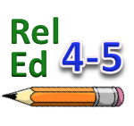 Rel Ed: Grades 4&5 - CANCELLED