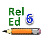 Rel Ed: Grade 6 - RESCHEDULED TO MARCH 25TH