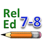Rel Ed Grades 7-8 - CANCELLED