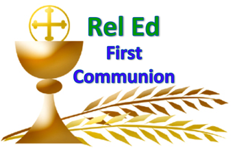 Rel Ed First Communion - Held in the Parish Hall Conference Room