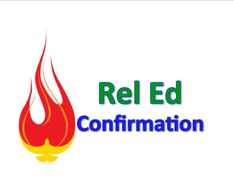Rel Ed: Confirmation