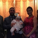 Congratulations to Susan Madeline on her Baptism!