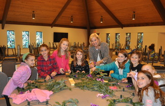 Advent Wreath Workshop