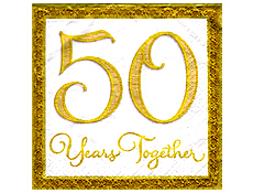 (Correction) Happy 50th Anniversary!