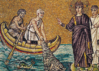 """Fifth Sunday in Ordinary Time-""""I Will Make You Fishers of Men"""""""