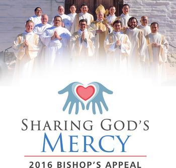 2016 Annual Bishop's Appeal-Sharing God's Mercy