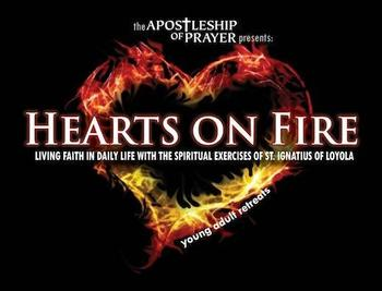 Hearts on Fire Young Adults Retreat
