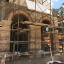 Progress on the Panagia Chapel at the Diakonia Retreat Center