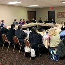 Bishop Sevastianos Oversees Coastal Conference Meeting