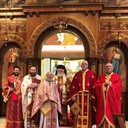 His Eminence Visits Annunciation (Winston-Salem)