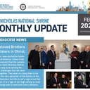 February Update for St. Nicholas National Shrine