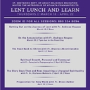 Lent Lunch and Learn