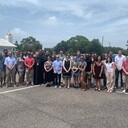 His Grace Visits the Tampa Bay Young Adult Leaders and Professionals