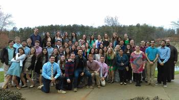 OCF Retreat at DRC