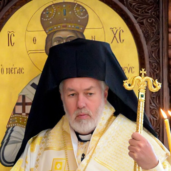 Metropolitan Athenagoras of Belgium calls for unity against terrorism