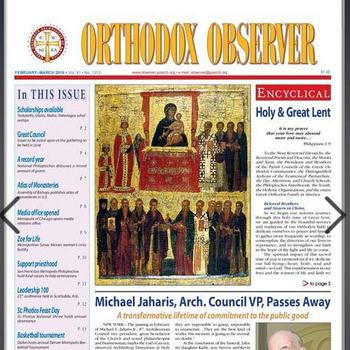 Latest Orthodox Observer