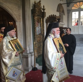 Patriarchal Liturgy on Sunday of Orthodoxy