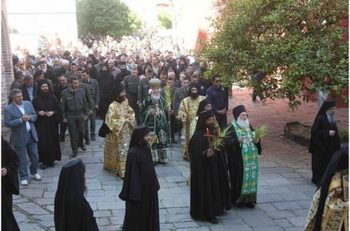Holy Week on Mt. Athos
