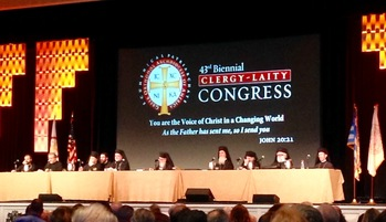 Clergy Laity Forum Highlights Holy & Great Council