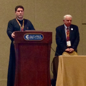 Religious Freedom Workshop at Clergy Laity Congress