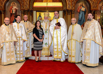 AXIOS! Fr. Constantine Shepherd Ordained to Priesthood