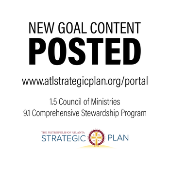 New Strategic Plan Goal Content Released on Portal