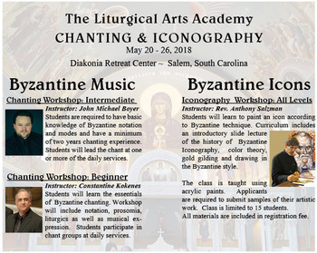 Liturgical Arts Academy