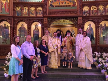 Ordination of Deacon Zachary