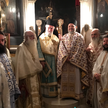 AXIOS! Fr. Constantine Carras, Ordained Into Priesthood