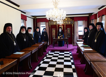 Archdiocese News Release on the Holy Eparchial Synod Nominations